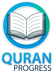 Logo Quran progress